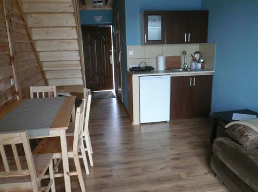 Apartament Dwupiętrowy Z Tarasem Nad Jeziorem - Wdzydze, Kaszuby  2