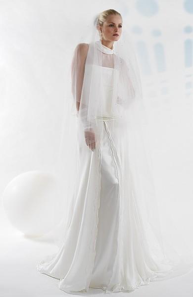 Skromne Suknie ślubne 2