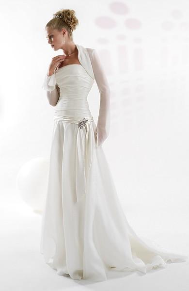 Skromne Suknie ślubne 4