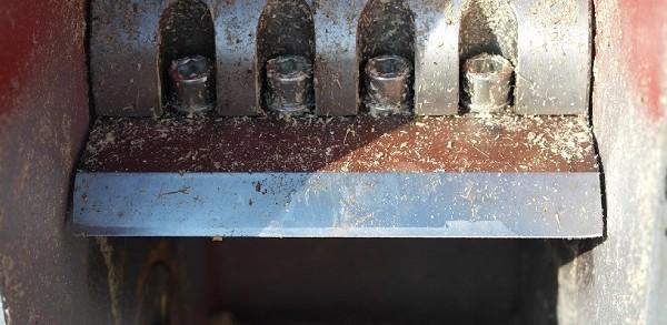 Mechanizm Rębaka 2 Wałowy 6-nożowy - Kompletny Rębaki Rębak 3